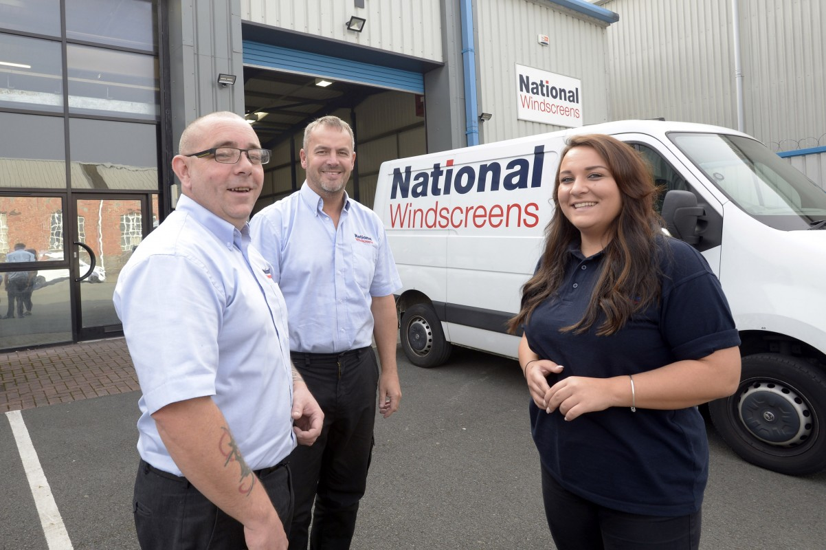 National Windscreens opens new fitting centre at LCP's Cheston Road Industrial Estate in Birmingham