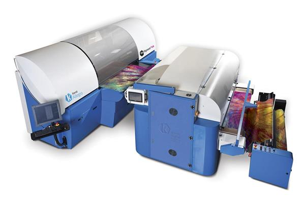 Project Runway's Sink or Swim episode to use digital roll-to-roll printing system Kornit Allegro