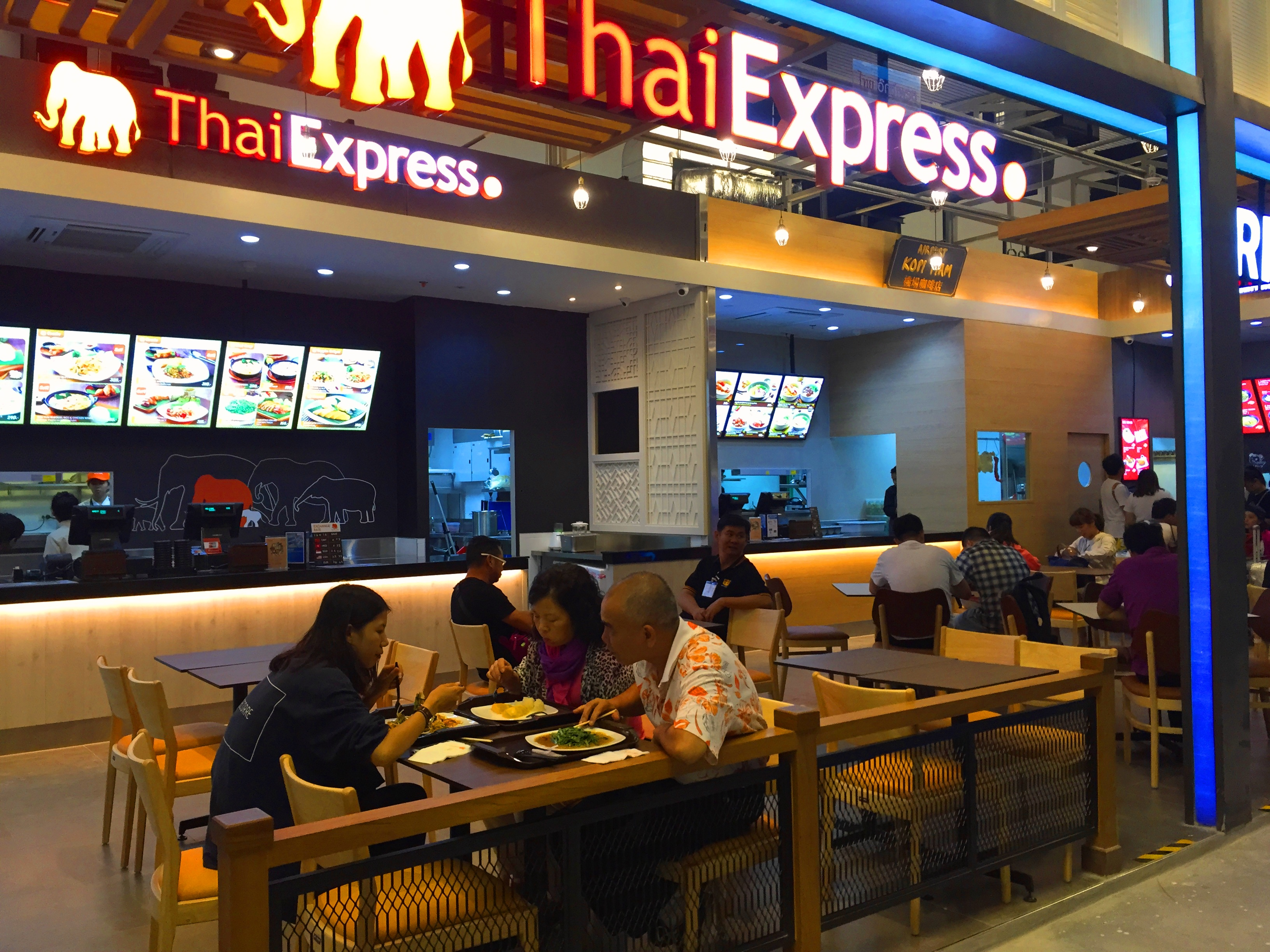 SSP wins contract to operate eight food and beverage concessions at Phuket International Airport