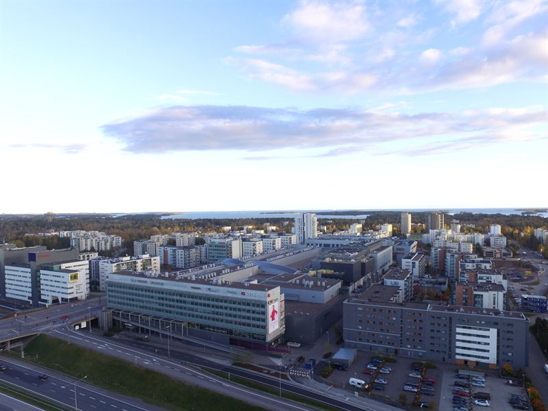 Shopping centre Iso Omena to build the largest solar power plant realised in a Finnish retail property