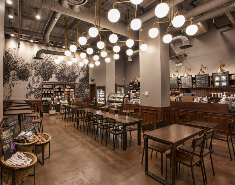 Starbucks announces the opening of its 1,000th LEED-certified store