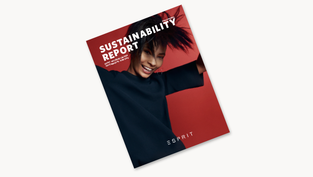 Sustainability report 2015/16: Esprit expands activities in the area of sustainability and social compliance
