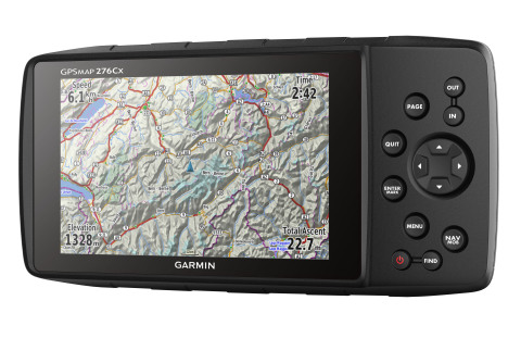 GPSMAP 276Cx: Garmin upgrades the classic 276C GPS navigator