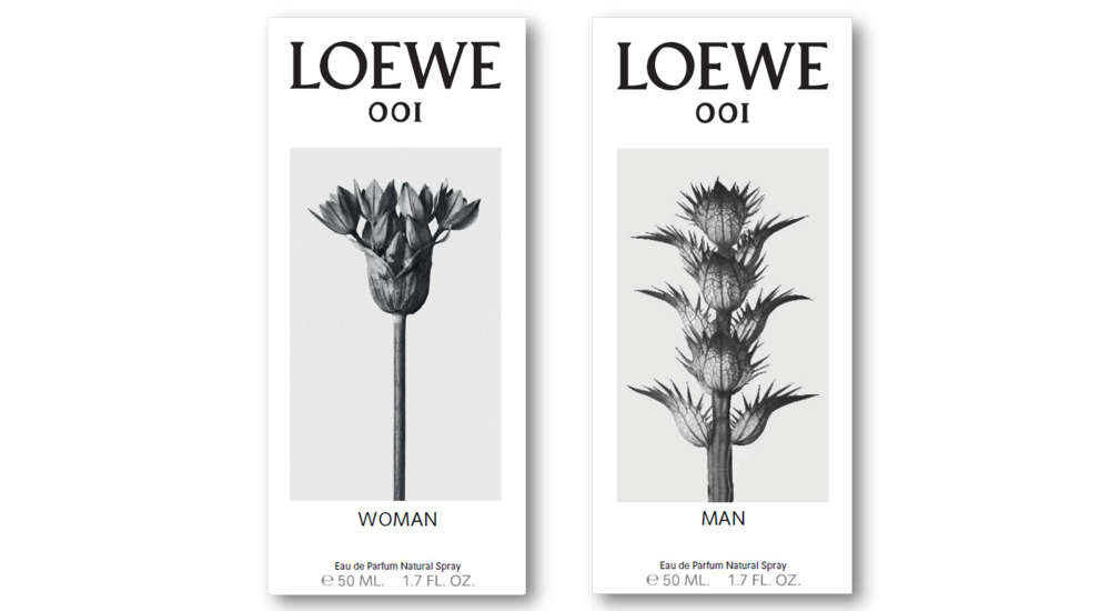 001: Loewe launches its first fragrance under Jonathan Anderson