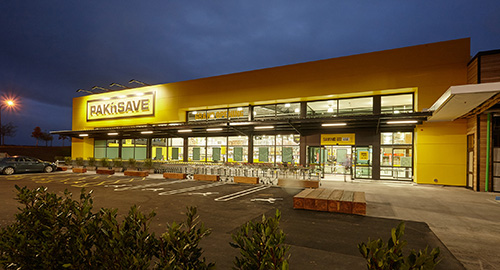 New Zealand: PAK'nSAVE opens at the Tauranga Crossing retail development