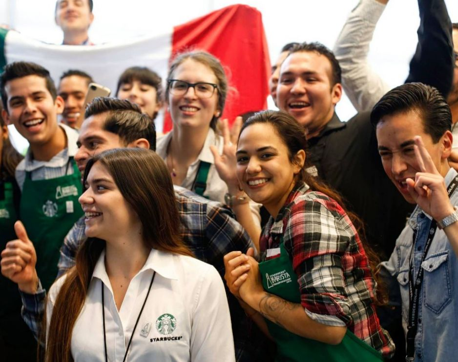 Starbucks: 23 barista champions invited to Bogota for the 2nd annual Latin America and Caribbean Barista Championship Experience
