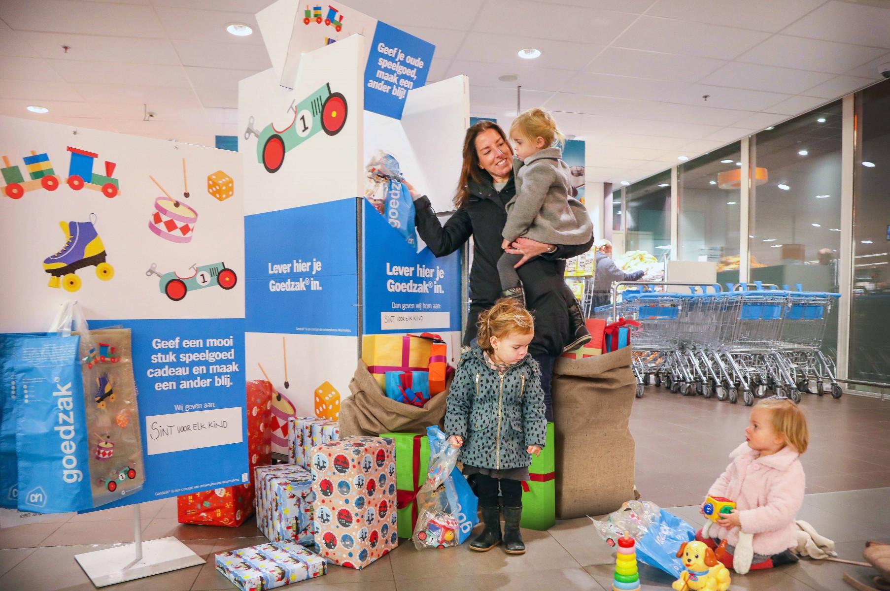 Albert Heijn vraagt Nederland om mooi stuk speelgoed voor goed doel