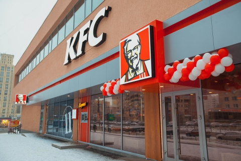 AmRest announces the opening of its 500th KFC restaurant located at Sankt Petersburg, Russia