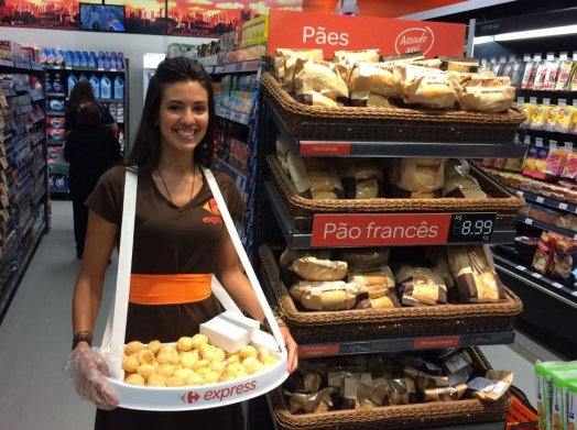 Carrefour Brazil opens its 50th Carrefour Express store in Sao Paulo