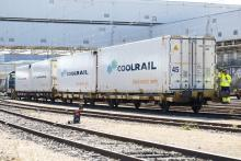 Colruyt Group joins sustainable transport initiative by shipping citrus fruits from Spain via Cool Rail