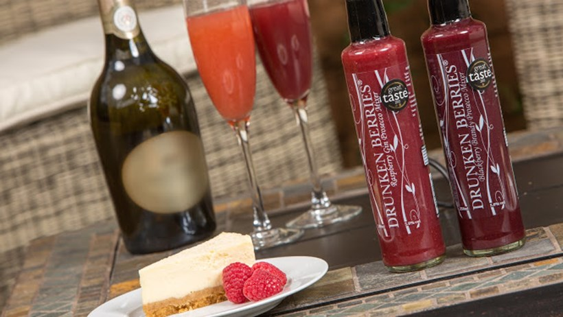 Drunken Berries the first start up to hit their funding target through Tesco's BackIt initiative