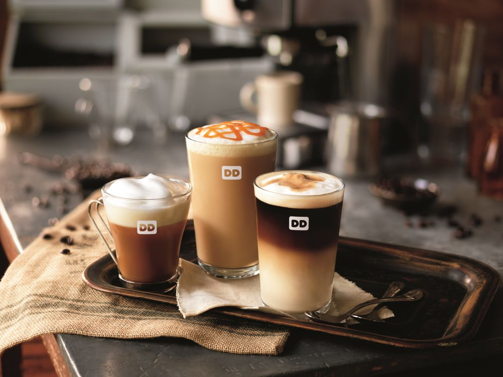 Dunkin' Donuts to offer medium hot or iced espresso beverage for only $1.99 on November 23, National Espresso Day