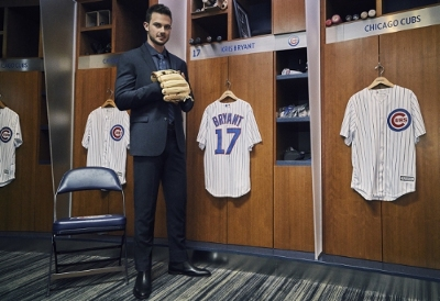 EXPRESS congratulates Kris Bryant for being named Major League Baseball National League Most Valuable Player 2016