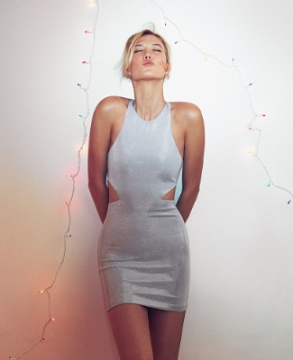 EXPRESS launches Holiday 2016 Campaign featuring brand ambassador Karlie Kloss