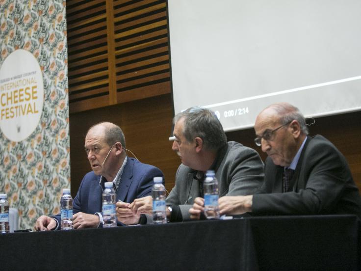 El International Cheese Festival analiza el modelo de colaboración entre EROSKI y Artzai Gazta