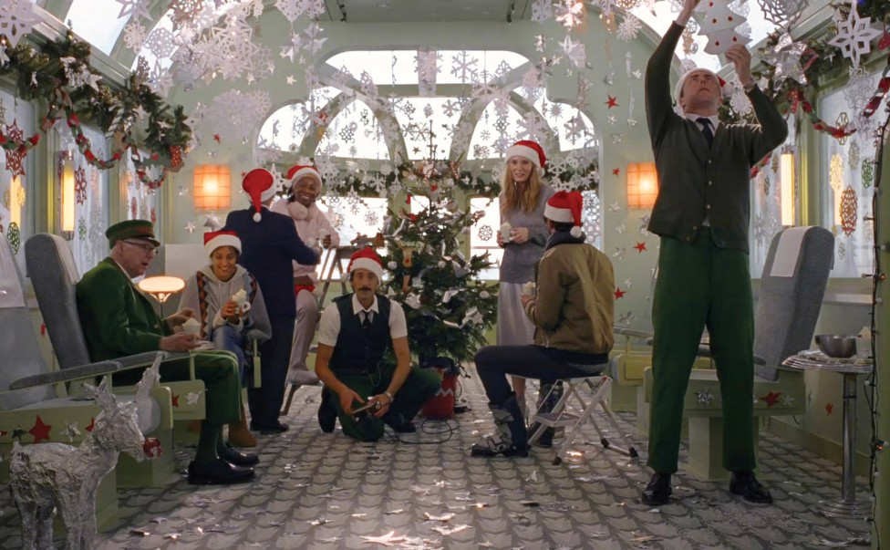 "H&M debuts holiday short film ""Come Together"" directed by Wes Anderson and starring Adrien Brody"