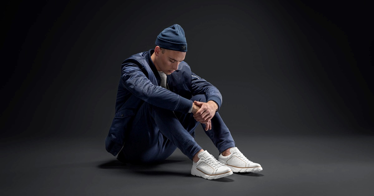 JACK & JONES FOOTWEAR in collaboration with Tuan Le launches two exclusive 'fusion' styles sneakers