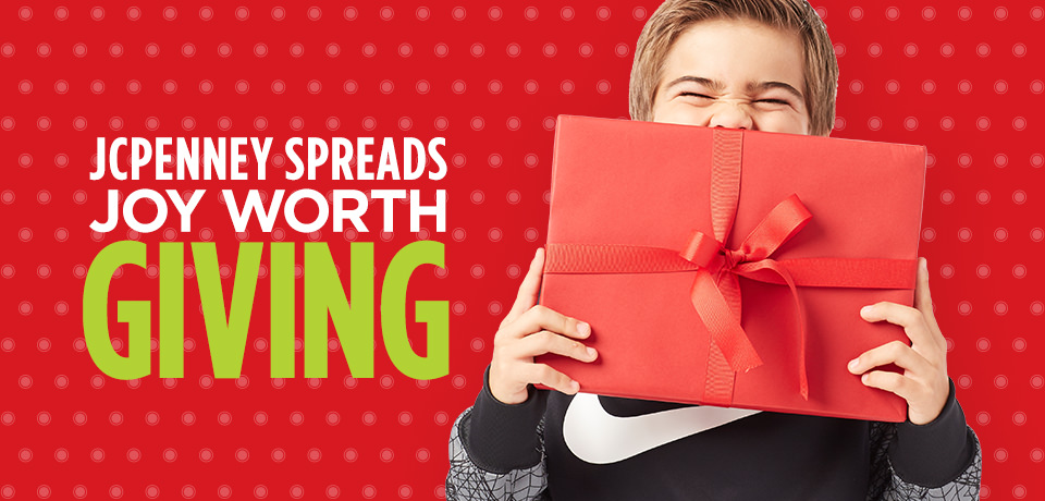 JCPenney offers unique, surprising gifts at an amazing value this holiday season