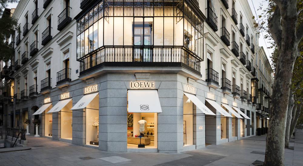 Loewe opens its first flagship in Spain, CASA LOEWE Madrid