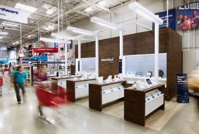 Lowe's launches SmartSpot powered by b8ta in stores for customers to explore connected devices to better manage their homes