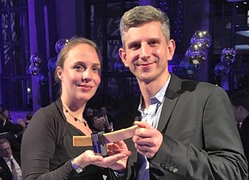 REWE Group gewinnt Econ Award für Online-Nachhaltigkeitsbericht