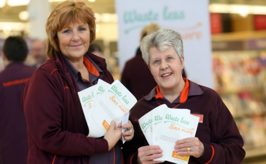 Sainsbury's announces second phase of its Waste less, Save more strategy; commits to £1 million funding