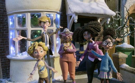 Sainsbury's highlights the importance of sharing the gift of time with family and friends in its new Christmas advertising campaign