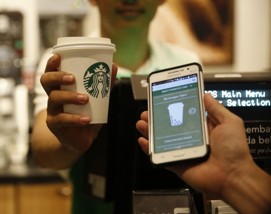 Starbucks® Mobile App debuts in Indonesia