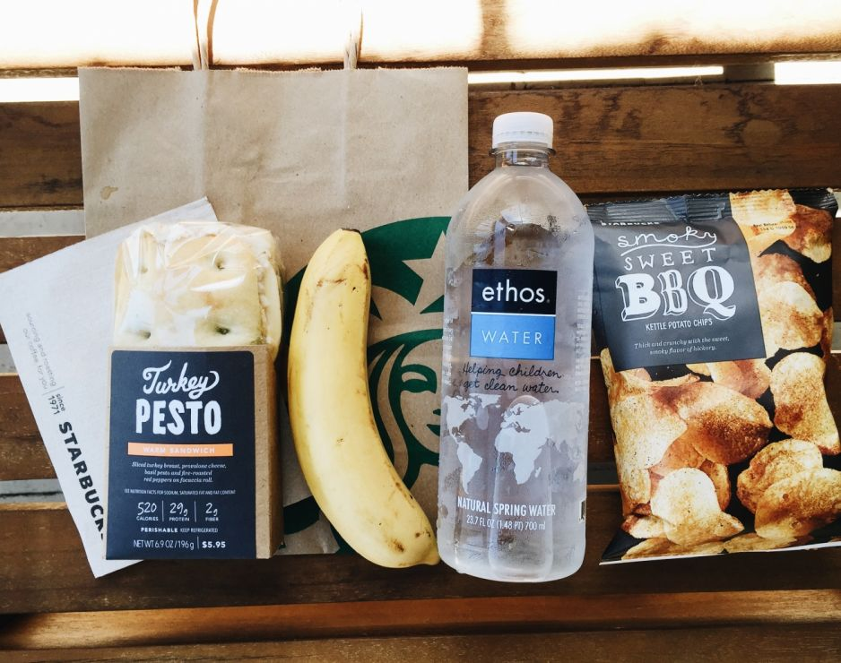 Starbucks announces Buy One, Give One Power Lunch offer during National Hunger and Homelessness Awareness Week