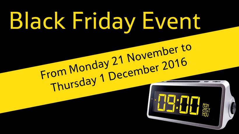 Tesco announces Black Friday deals until 1 December 2016
