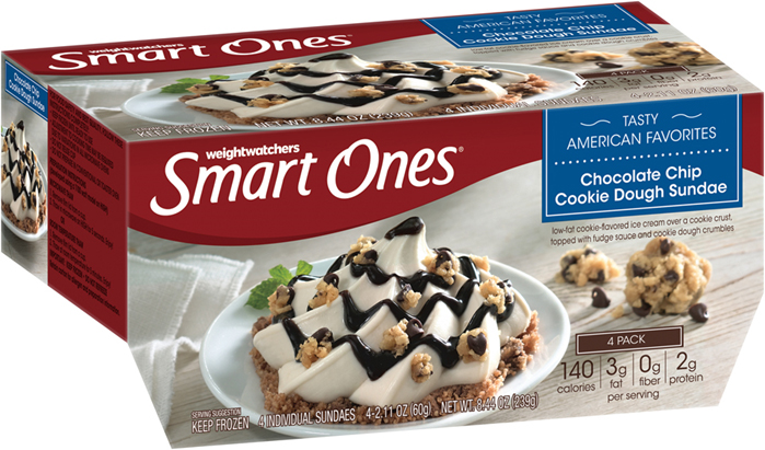 Product recall: Weight Watchers Smart Ones Chocolate Chip Cookie Dough Sundae frozen desserts due to possible Listeria monocytogenes contamination