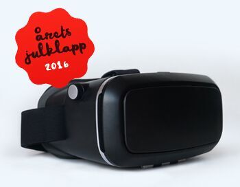 HUI Research's The Christmas Gift of the Year 2016: The VR glasses