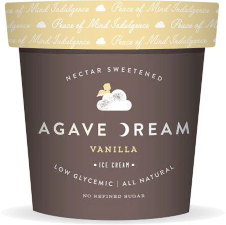 Product recall: Agave Dream pint sized vanilla, chocolate, cappuccino, chocolate chip and lavender ice creams