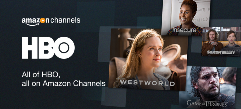 Amazon announces the launch of HBO and Cinemax on Amazon Channels