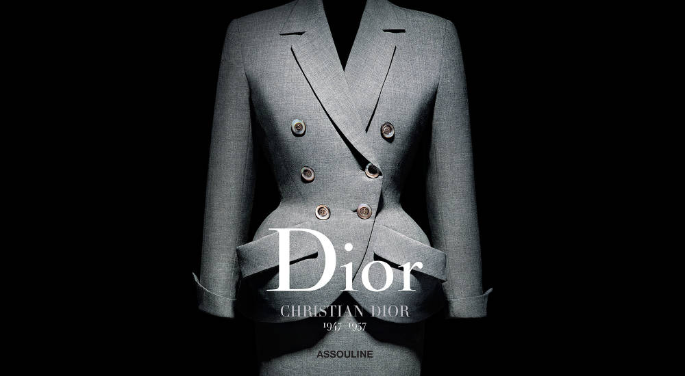Dior pays homage to its seven creative directors with a book dedicated to each of them