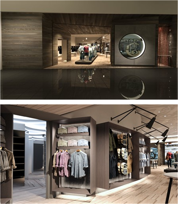 EPR Retail News Abercrombie & Fitch launches new store