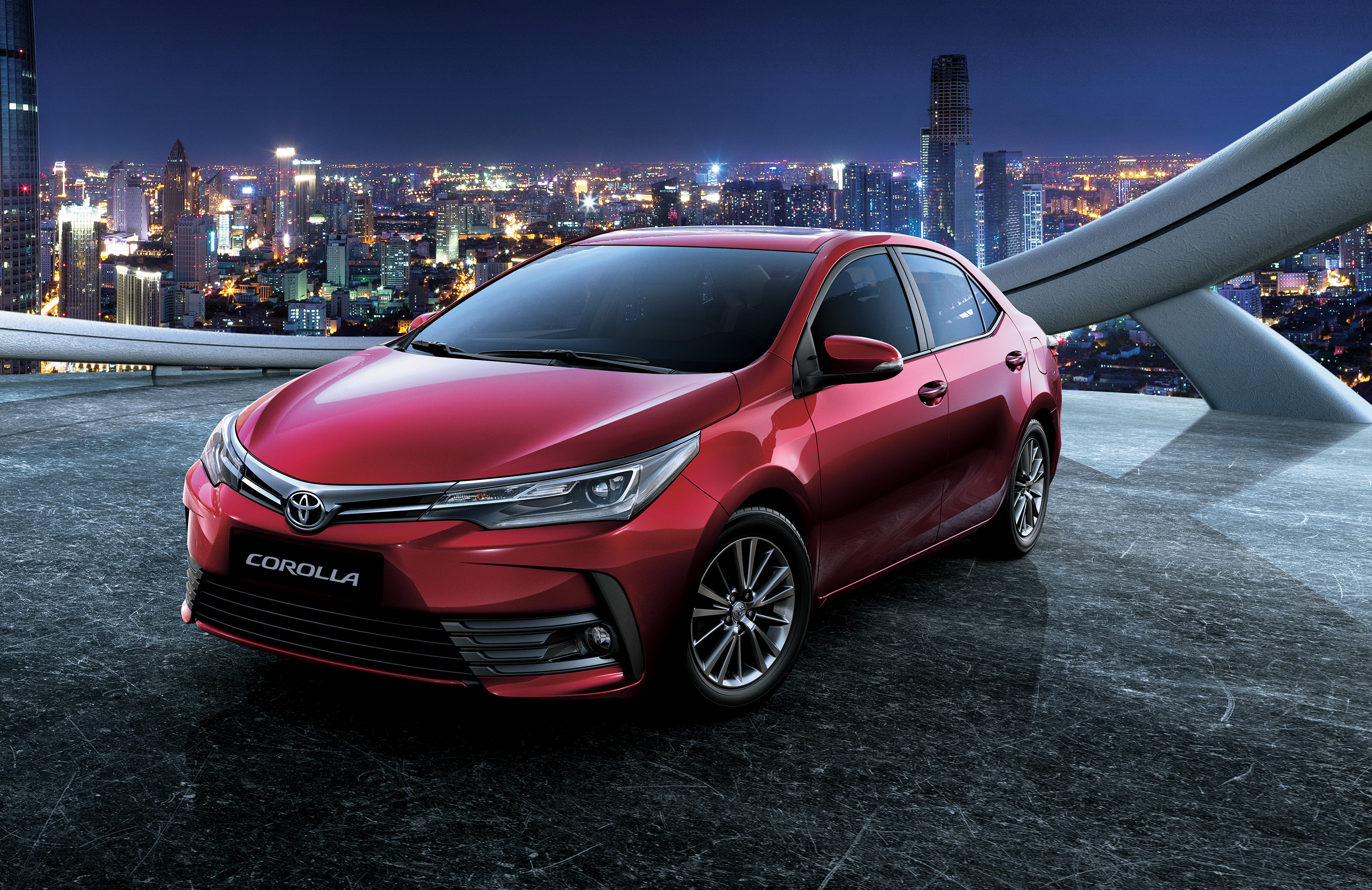epr retail news the all new 2018 toyota corolla arrives at al futtaim motors. Black Bedroom Furniture Sets. Home Design Ideas
