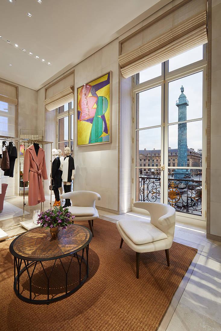 Louis Vuitton opened the doors to its new Maison Louis Vuitton Vendôme in Paris & EPR Retail News | Louis Vuitton opened the doors to its new Maison ...