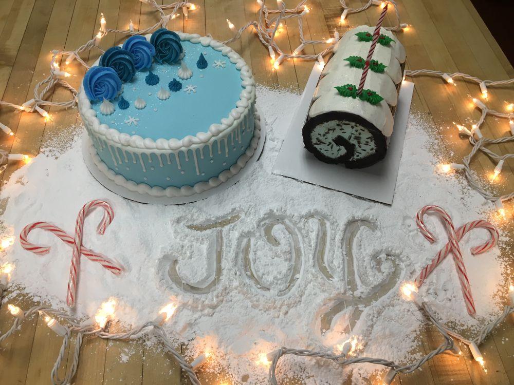 EPR Retail News BaskinRobbins adds Winter Wonderland Cake to its